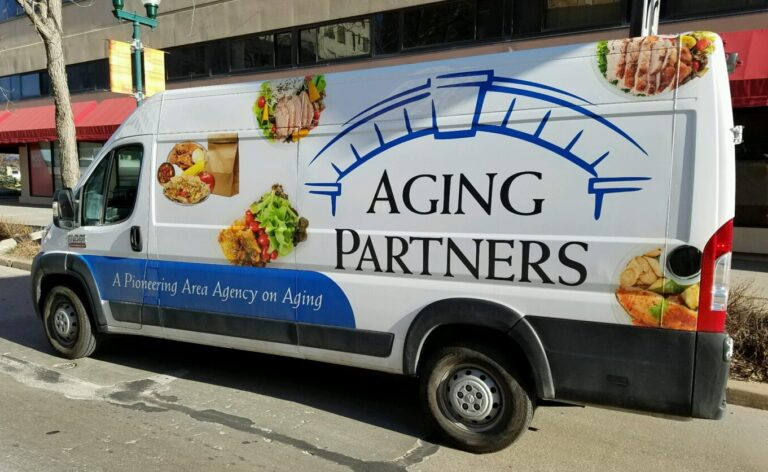 Aging Partners Van Another View 2