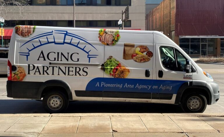 Seniors Foundation New Van